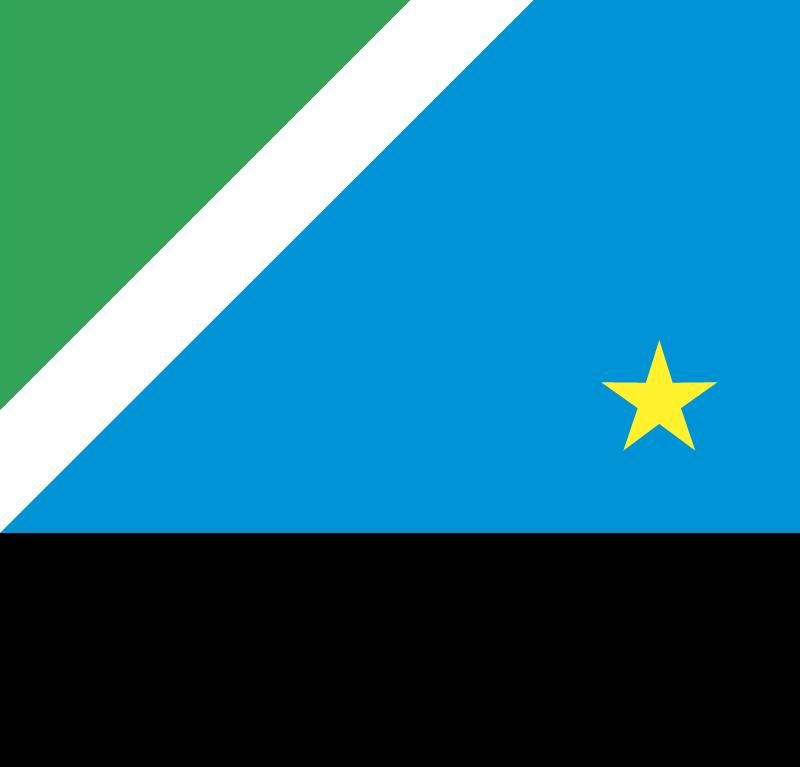 Mato Grosso do Sul vector