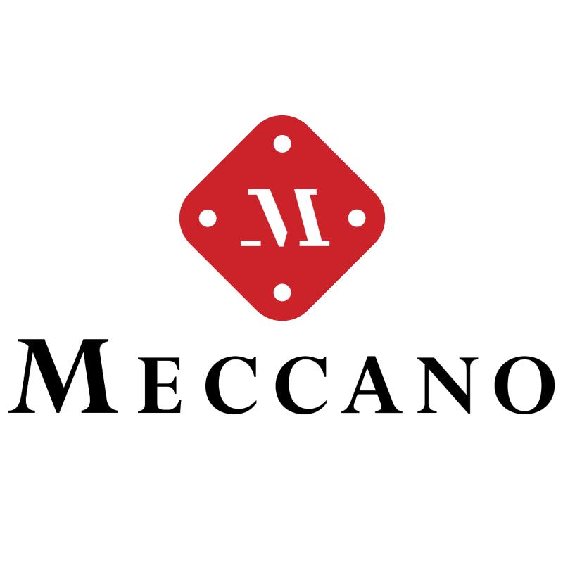 Meccano vector