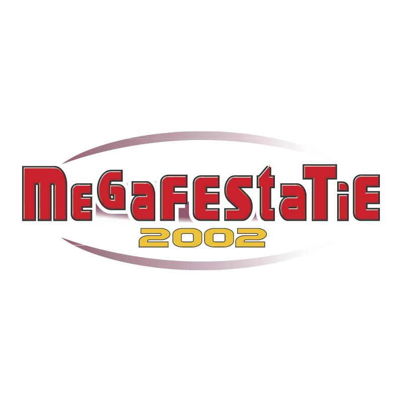 Megafestatie 2002 vector