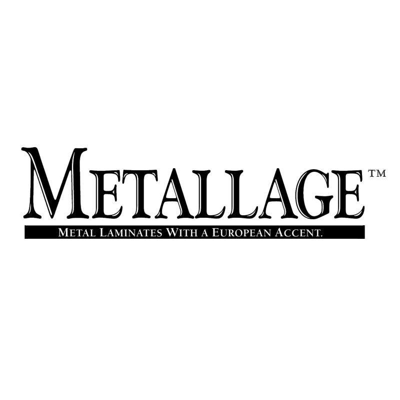 Metallage vector
