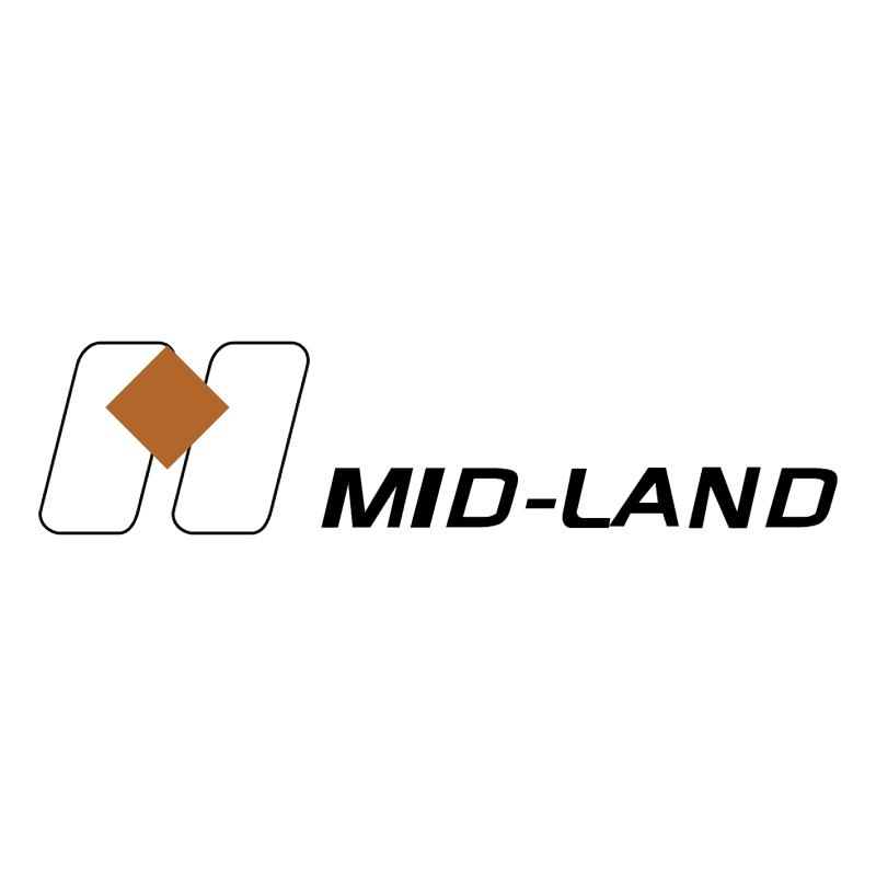 Mid Land vector