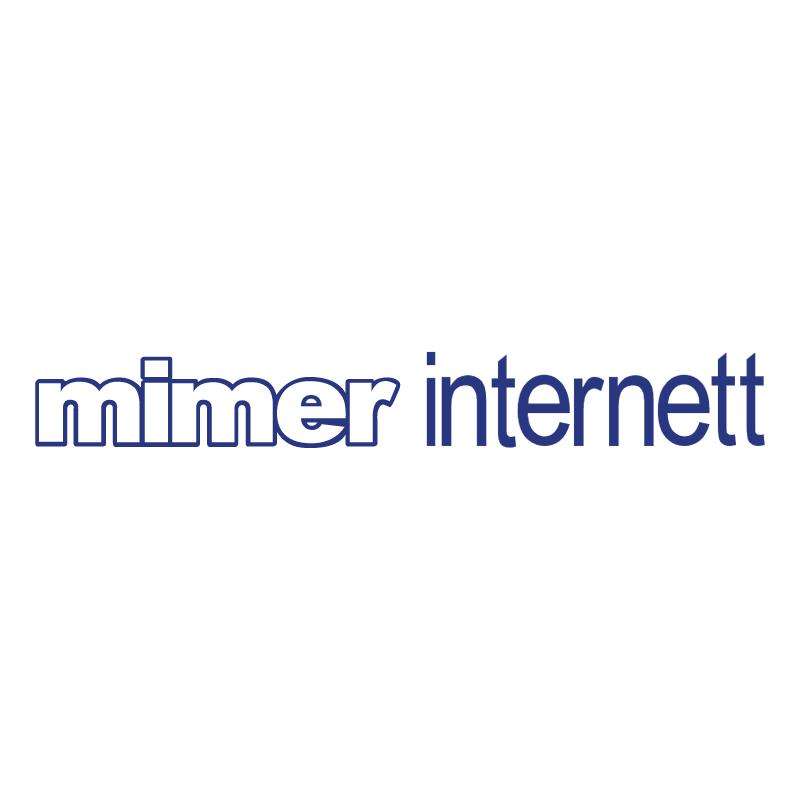 Mimer Internett vector