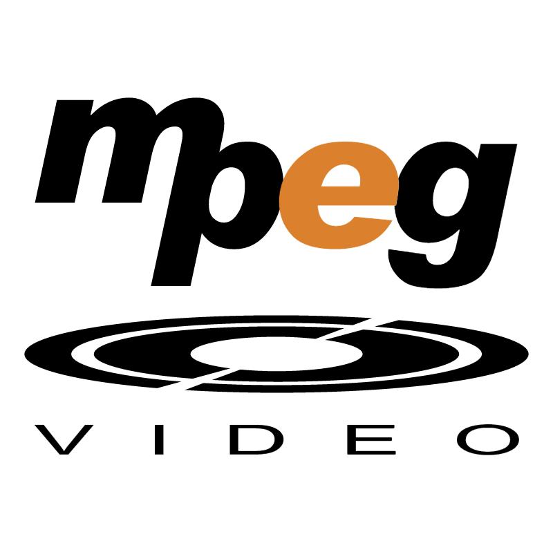 Mpeg Video vector