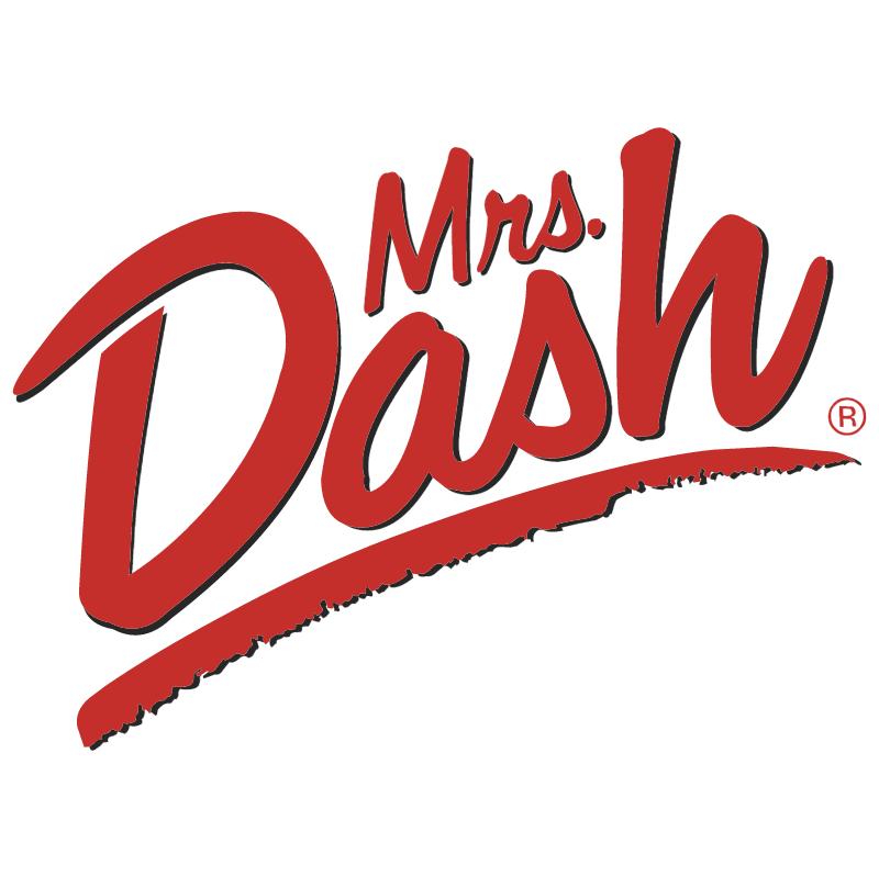 Mrs Dash vector logo