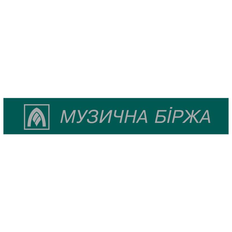 Muzichna Birzha vector