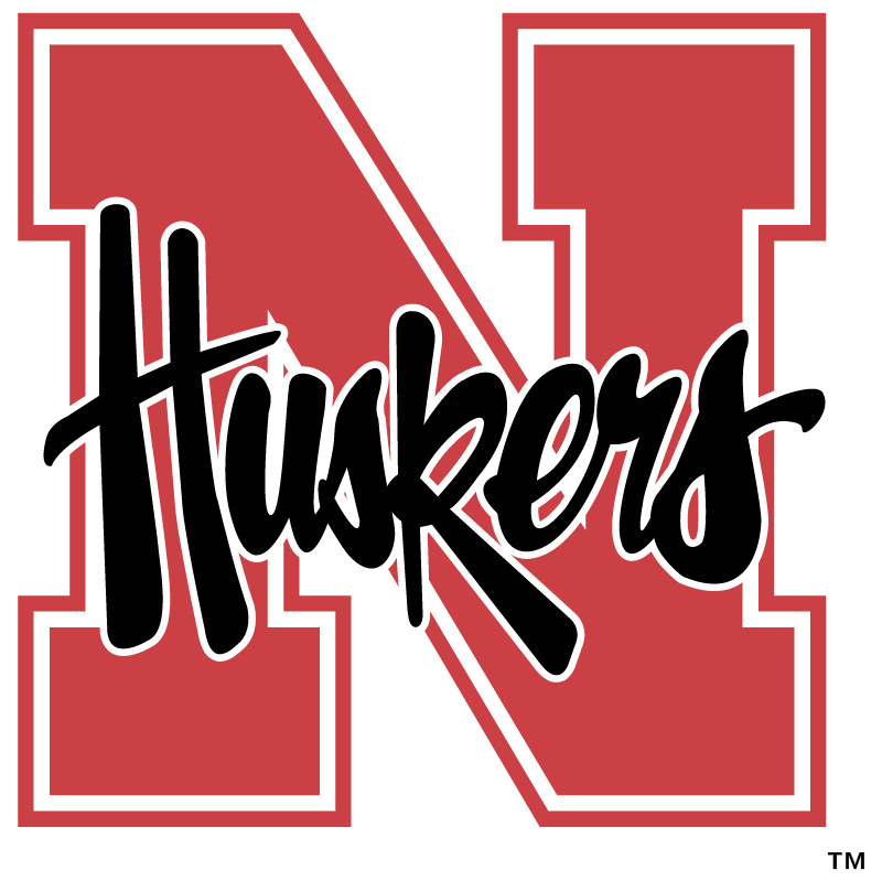 Nebraska Corn Huskers vector