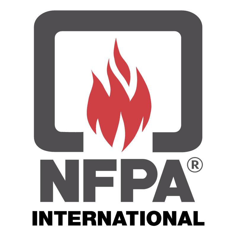 NFPA International vector