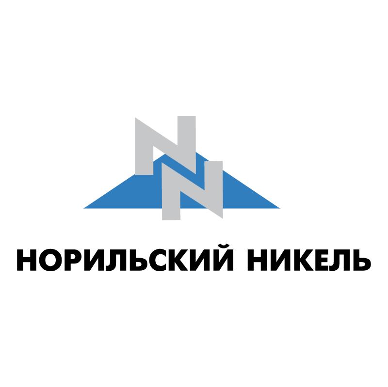 Norilsk Nickel vector