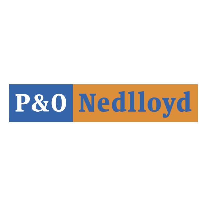 P&O Nedlloyd vector