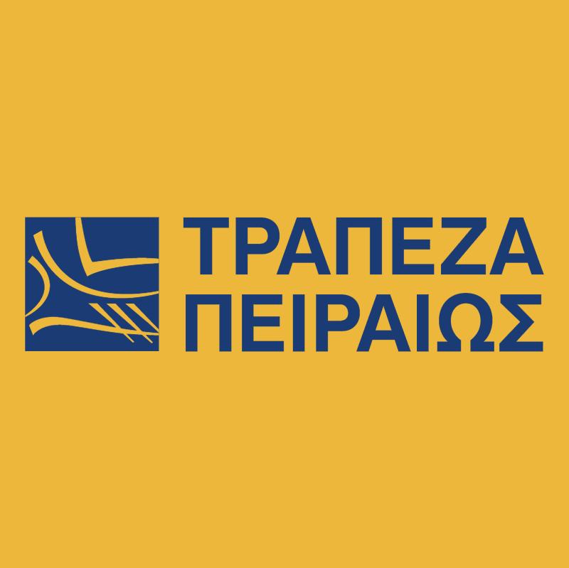 Piraeus Bank vector