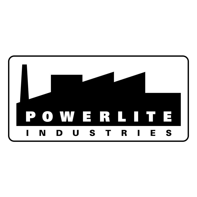 Powerlite Industries vector logo