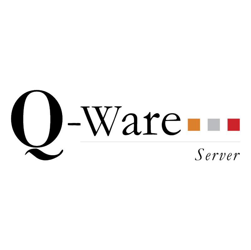 Q Ware Server vector