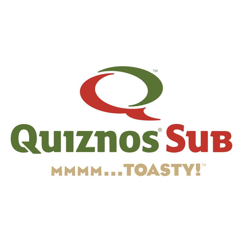Quiznos Sub vector logo