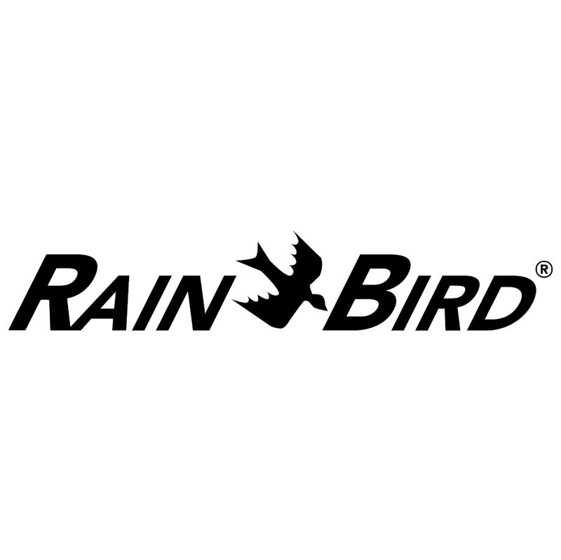 Rain Bird vector