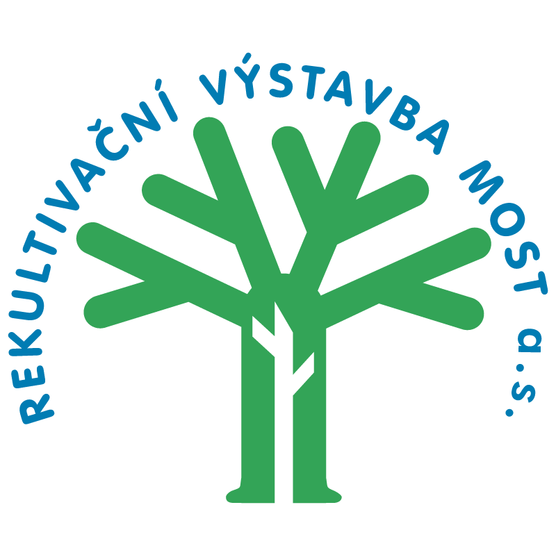 Rekultivacni Vystavba Most vector logo