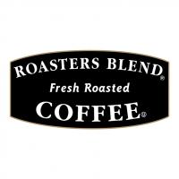 Roasters Blend Coffee vector