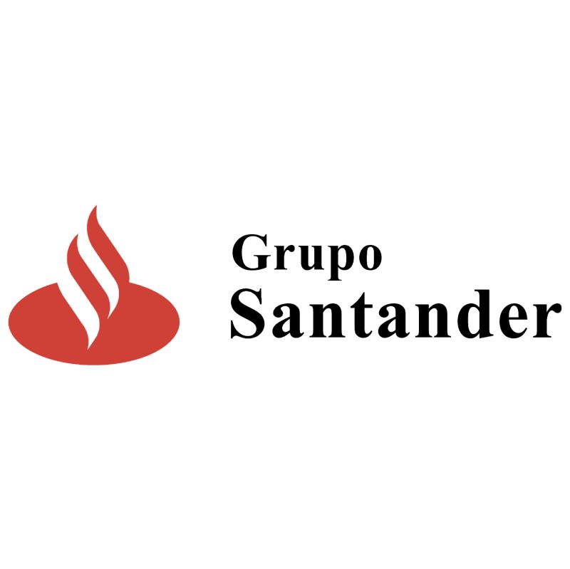 Santander Grupo vector