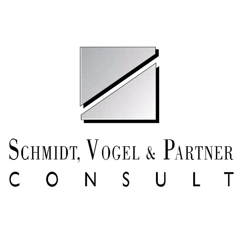Schmidt, Vogel & Partner Consult vector logo