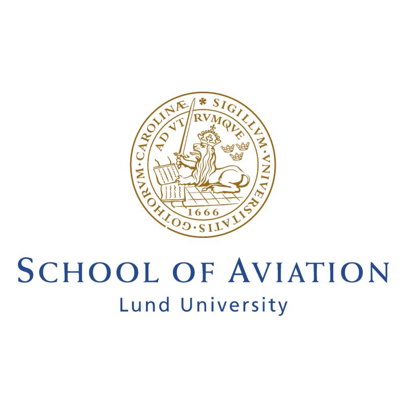 School of Aviation vector