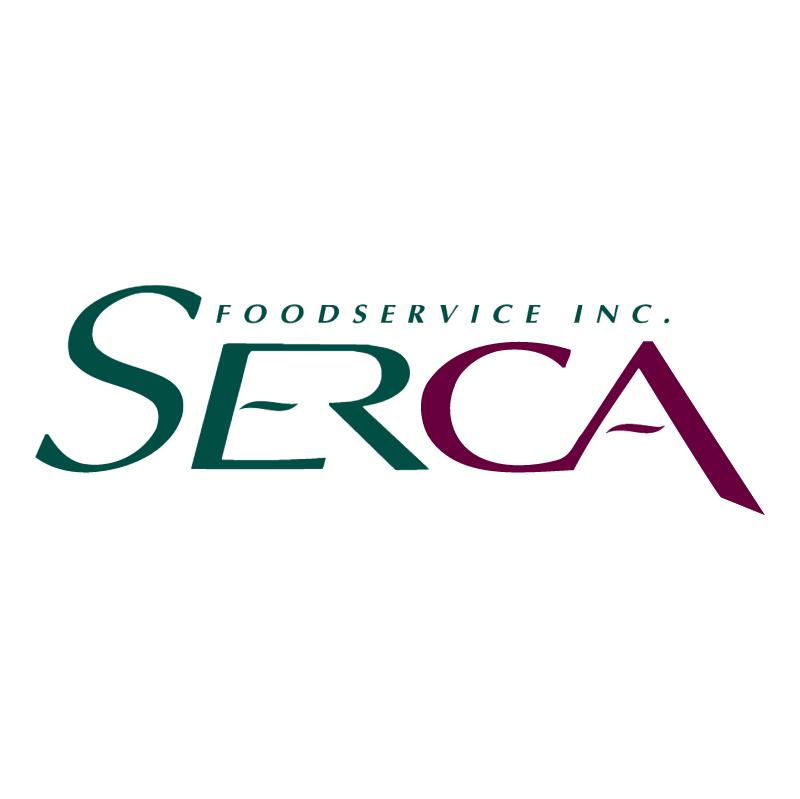 Serca Foodservice vector