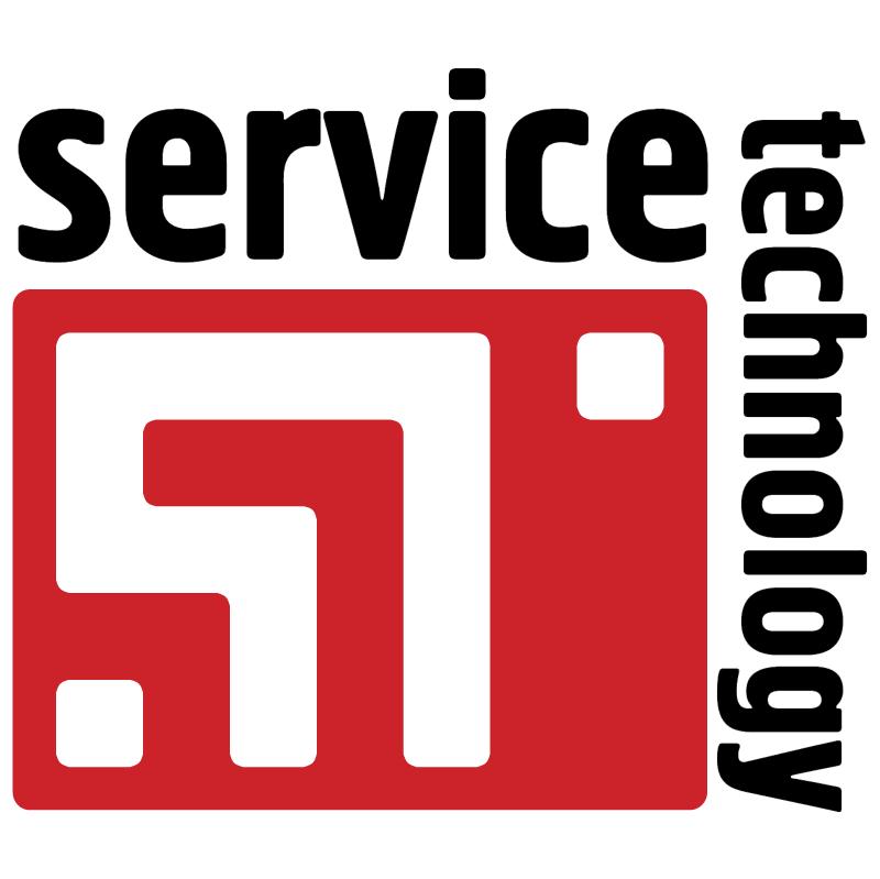 Service Technology vector