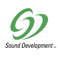 Sound Development vector