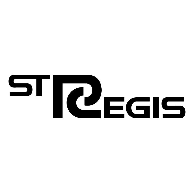 St Regis vector logo