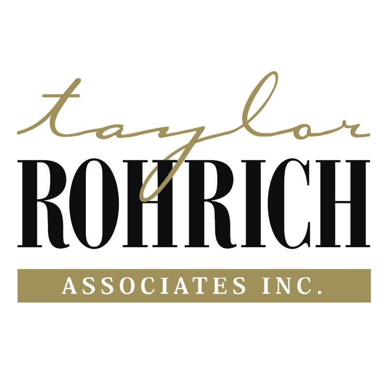 Taylor Rohrich Associates vector