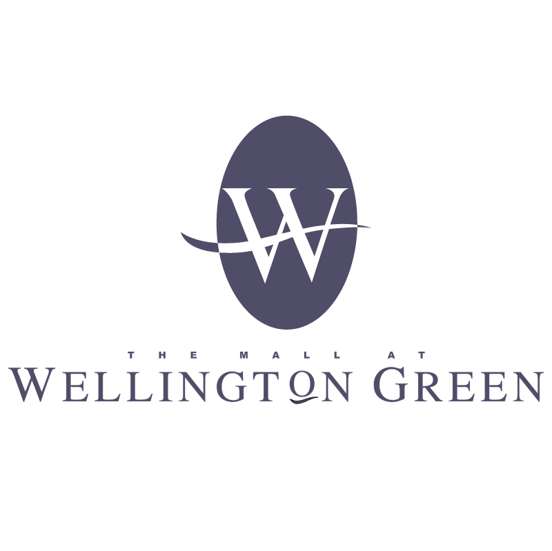 The Mall at Wellington Green vector