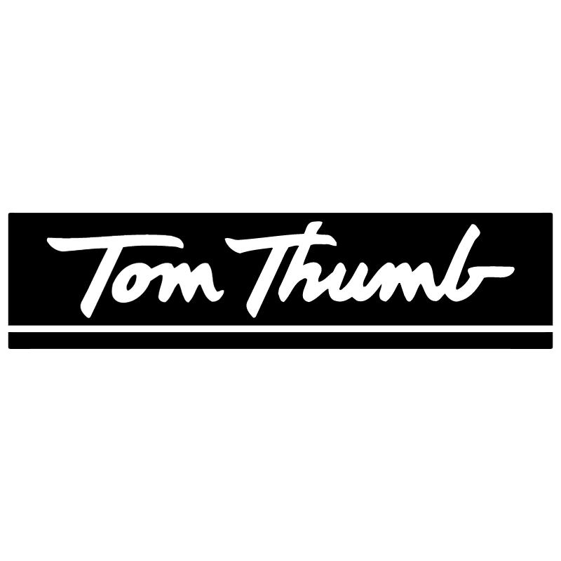 Tom Thumb vector logo