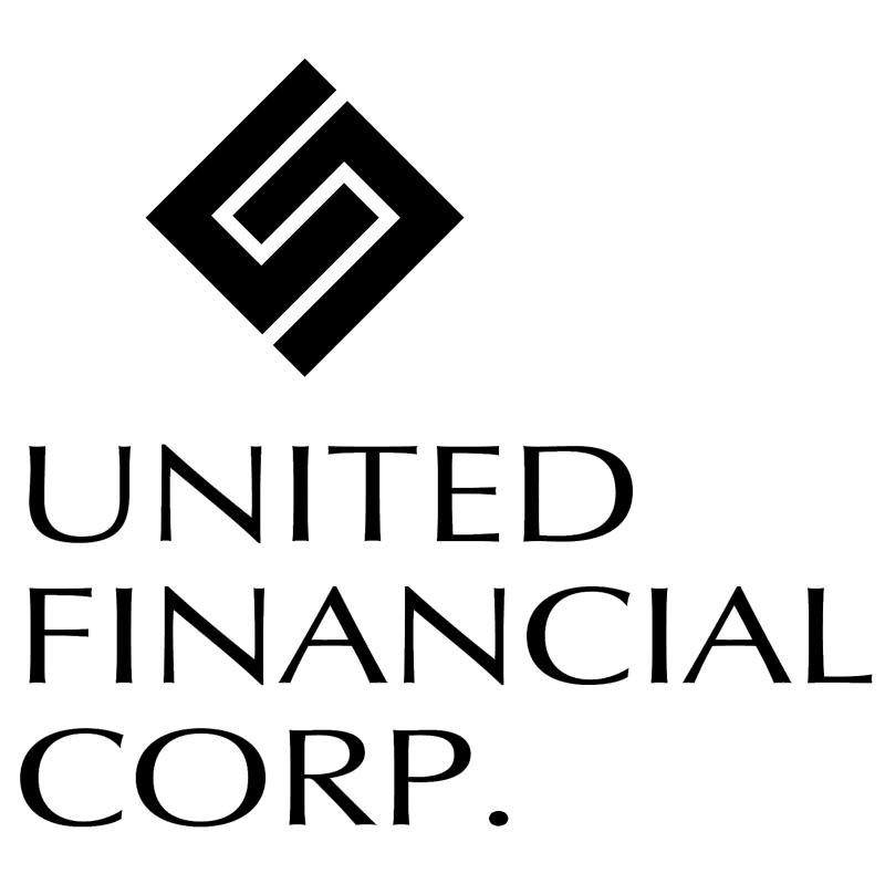 United Financial vector