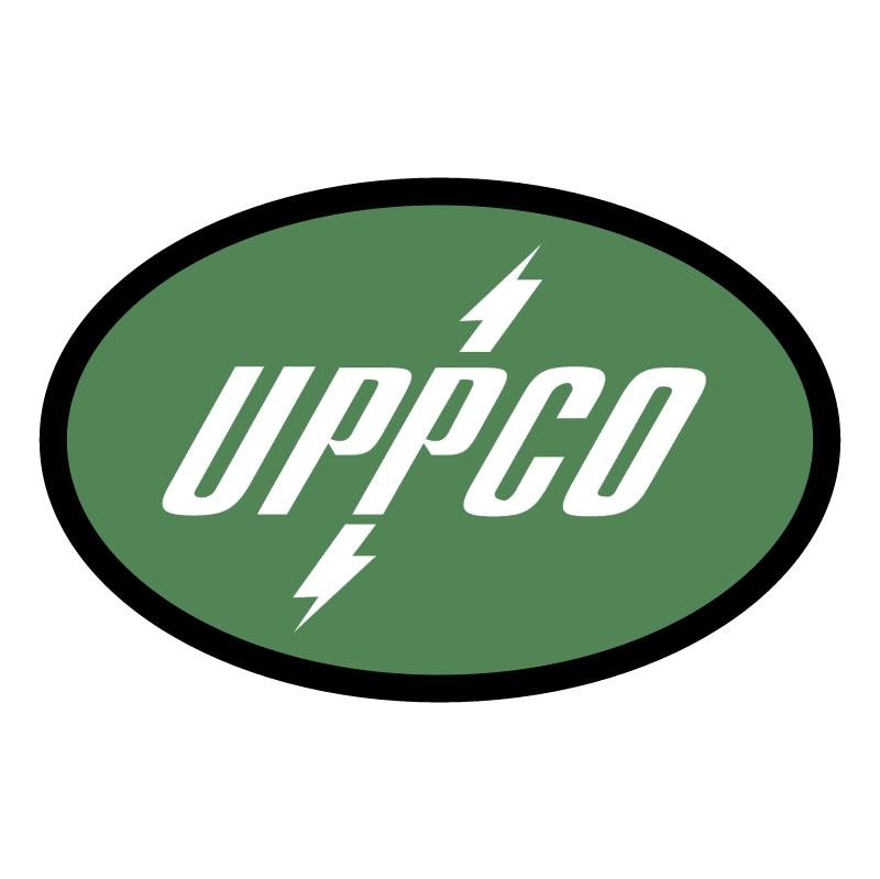 UPPCO vector logo
