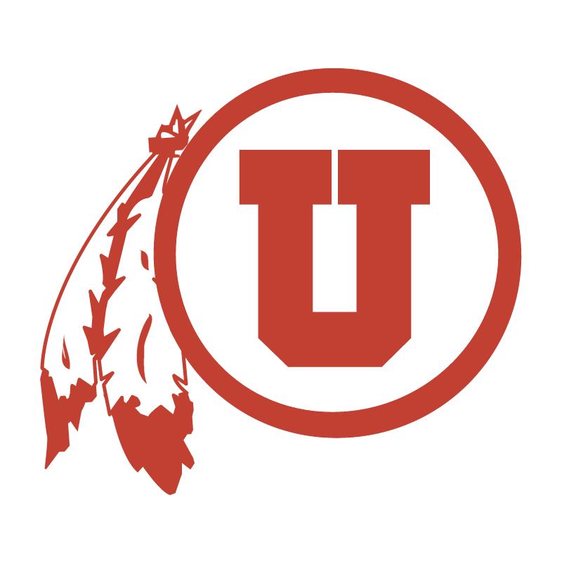 Utah Utes vector