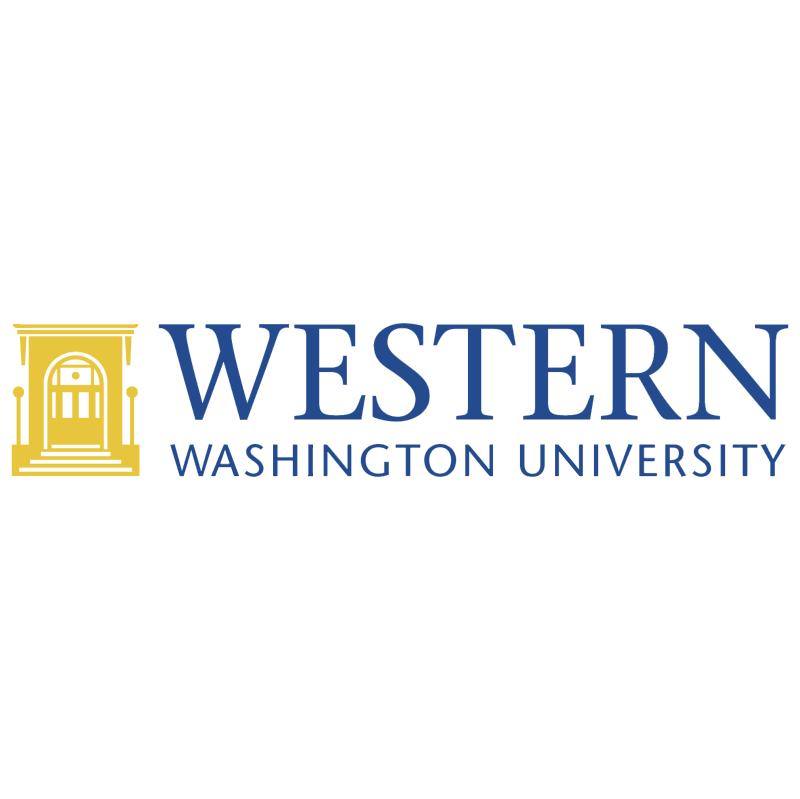 Western Washington University vector