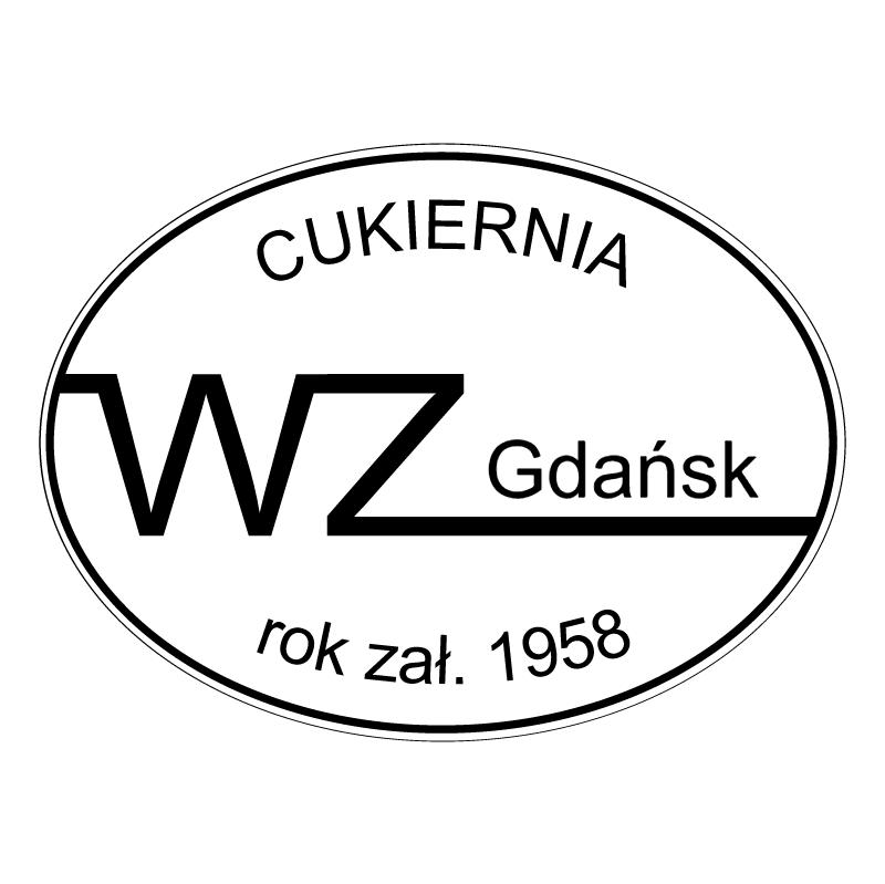 WZ Cukiernia vector