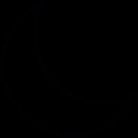 Crescent Moon vector