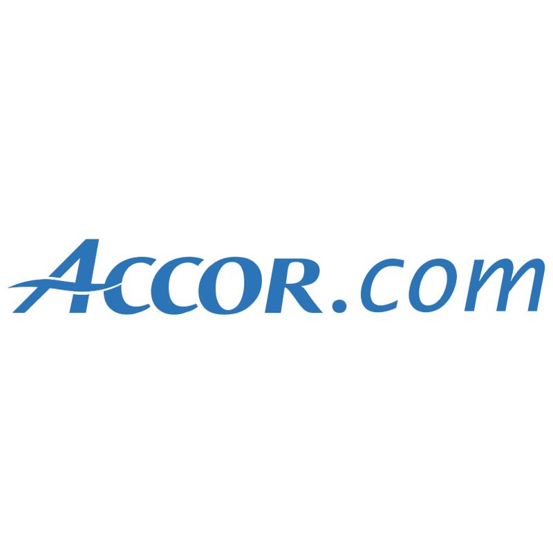 Accor com vector