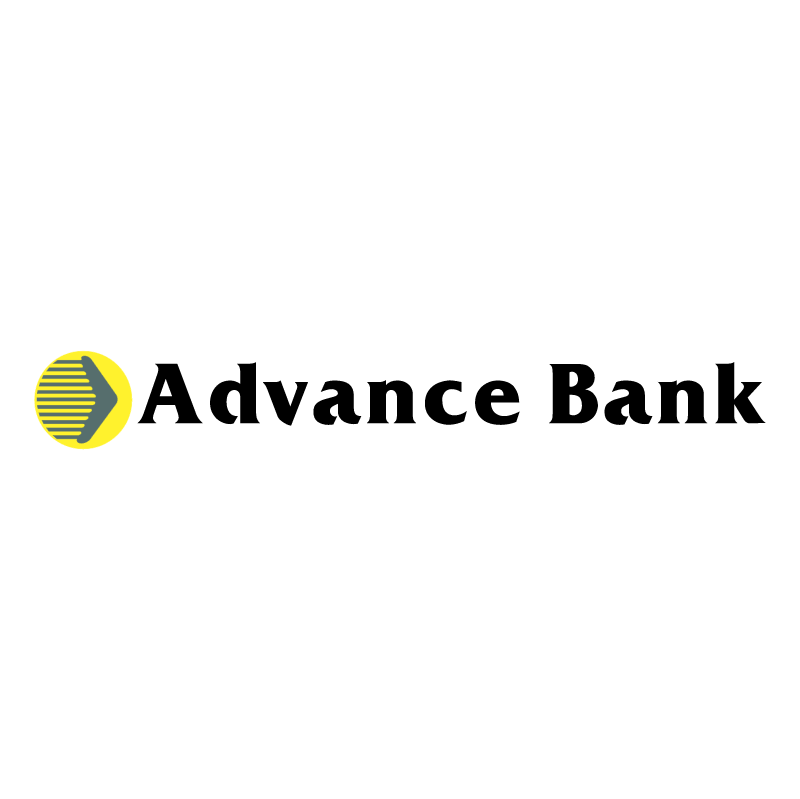 Advance Bank vector