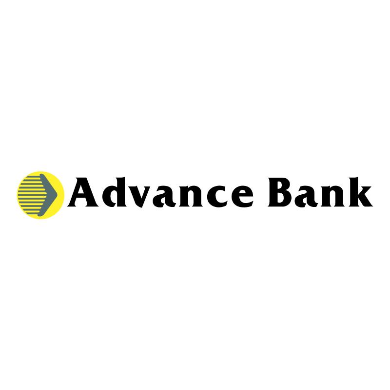 Advance Bank vector