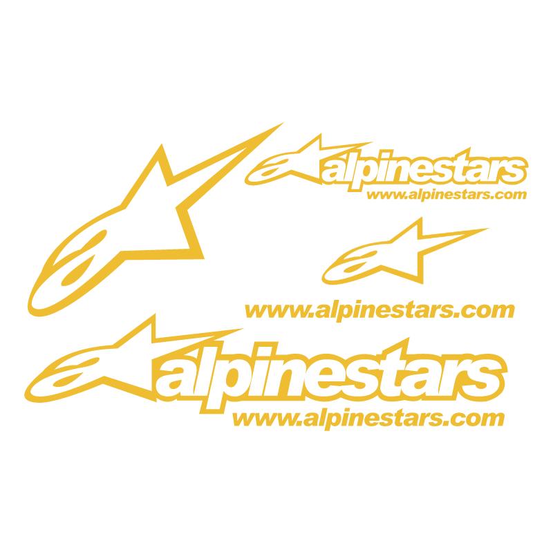 Alpinestars 69180 vector