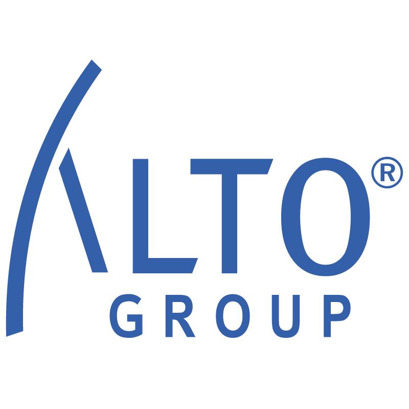 Alto Group vector logo