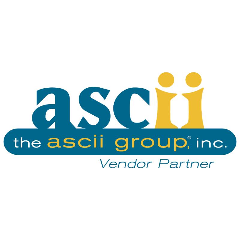 Ascii Group vector