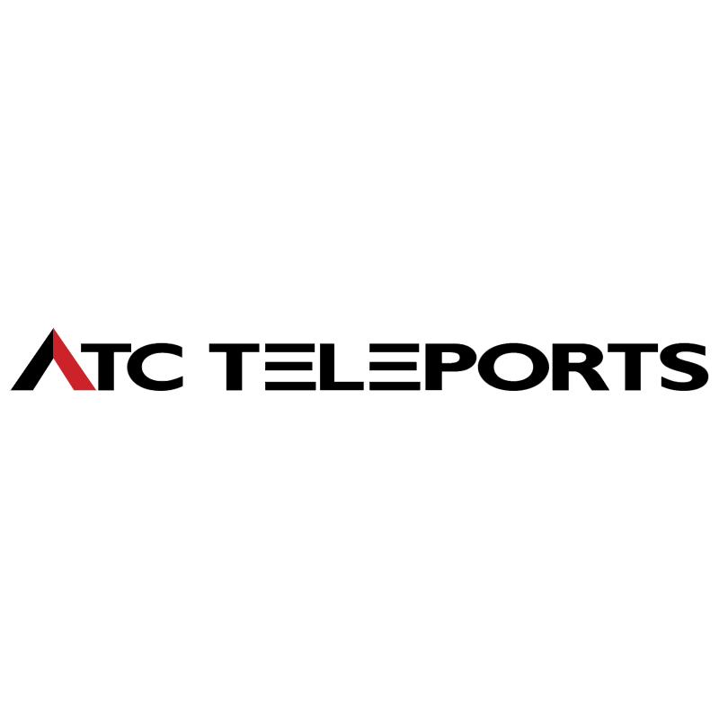 ATC Teleports vector