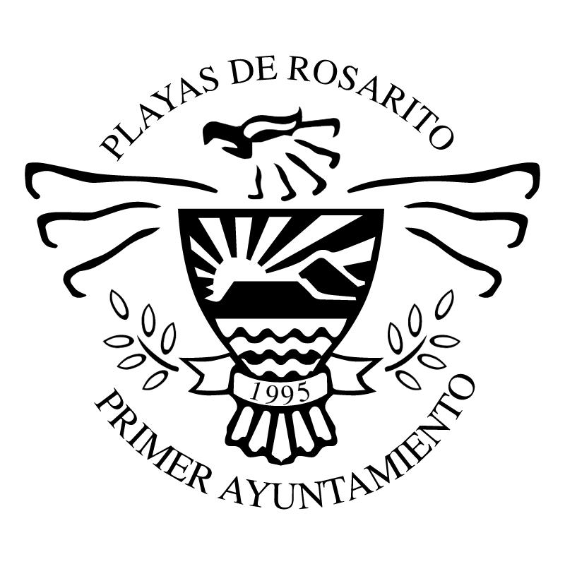 Ayuntamiento Rosarito vector