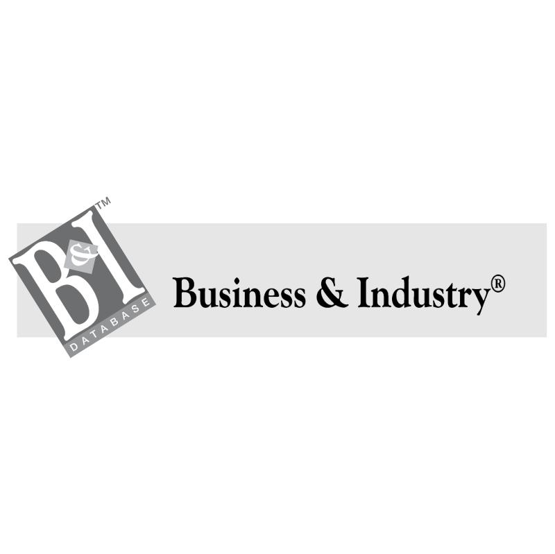 B&I 35703 vector logo