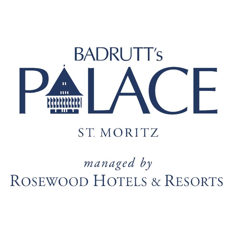 Badrutt's Palace vector