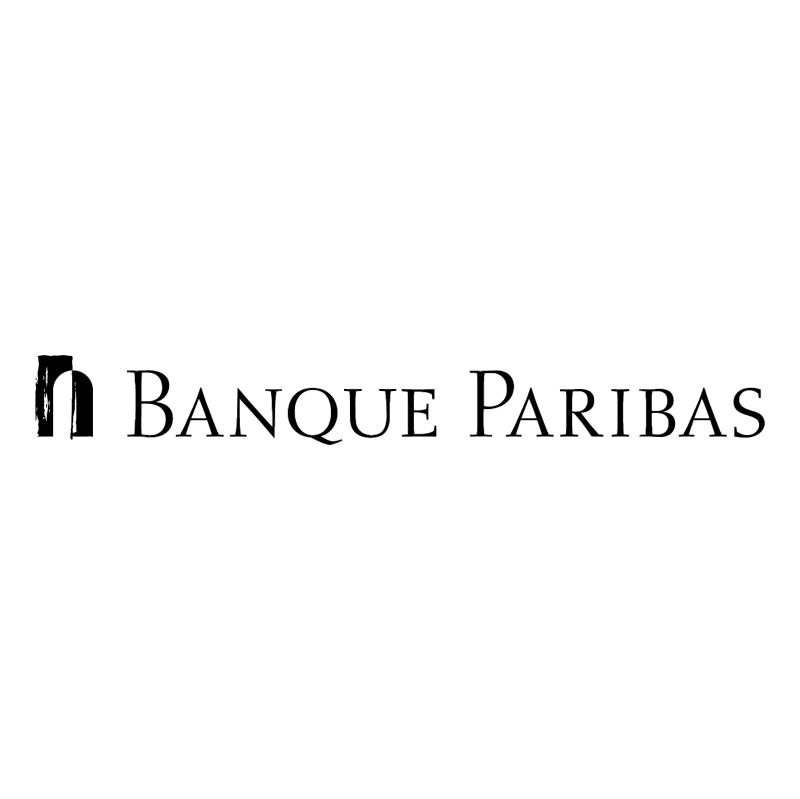 Banque Paribas 64877 vector
