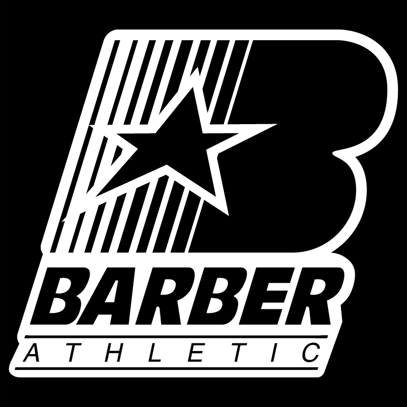 Barber Athletic vector