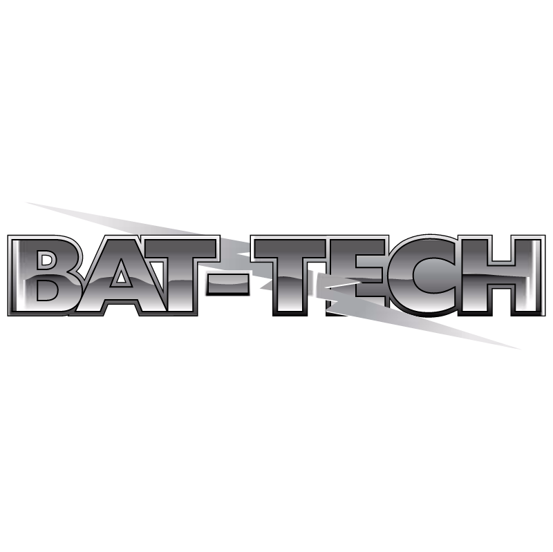 Bat Tech vector