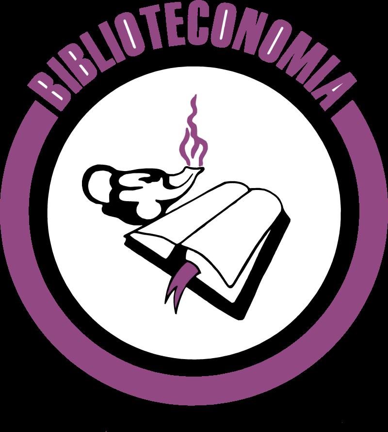 Biblioteconomia vector logo